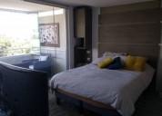 Arriendo amoblado braganza las condes 1 dormitorios 58 m2