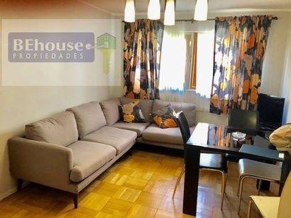 Barrio Lastarria Se Arrienda Departamento 100 Amoblado 2 dormitorios 50 m2