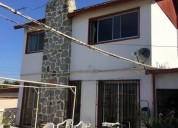 Se vende comoda casa en cerro alegre valparaiso 3 dormitorios 130 m2