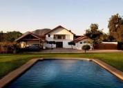 Maravillosa casa en colina sector reina sur 7 dormitorios 400 m2