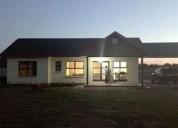 Hermosa casa nueva a 8 km de san carlos nuble 3 dormitorios 100 m2