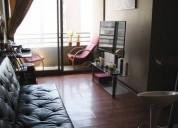 Venta departamento metro santa isabel santiago 2 dormitorios 41 m2