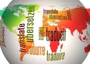 Traductora udec realiza traducciones-alta calidad.
