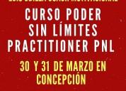 Curso practitioner pnl 30 y 31 de marzo