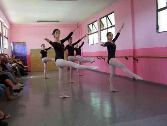 CENTRO CULTURAL GABRIELA QUINTANA ( Ballet 2019)