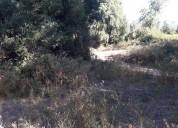 Terreno cerca camping los morongos, potrero grande