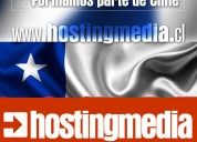 Hosting en chile multidominio