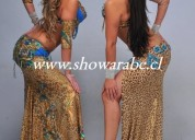 show bailarinas de danza Árabe, odaliscas. chile