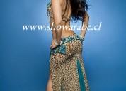 show danza del vientre, odaliscas, fiestas, chile