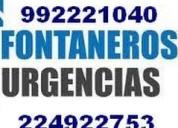 Destapes stgo tinas wc emergencias 992221040