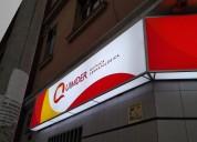 Impresión e instalación de gráficas publicitarias