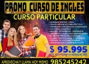 Promo curso de ingles a solo $ 95.995 por mes- 16