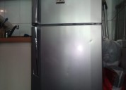Vendo refrigerador marca l.g.  2 puertas