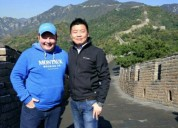 Guias que hable castellano en pekín,shanghai,guang