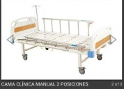 Vendo cama clinica