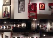 Montajes arte iluminación teatro perimetral deco