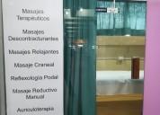 Reflexologia podal en centro yasevy