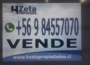 H.zeta propiedades vende hermoso depto en centro