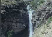 Vamos por senderismo senior al valle de aconcagua