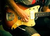 Busco guitarrista rock-pop