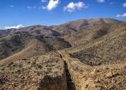 Venta de mina de oro en freirina 3ra región chile