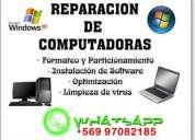 Reparacion de computador