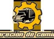 Taller mecanico de camiones reparacion y venta de piezas