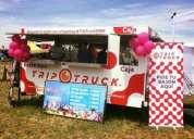 Food truck santiago