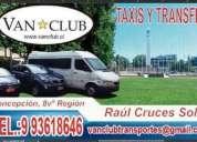 Van club concepcion concepcion