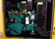 Generador 100 kva motor cummins.