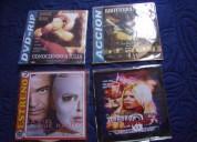 Vendo dvd's películas, copias nuevas.