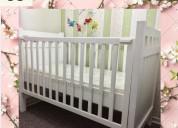Cuna para bebé noemi, para colchón 70x140