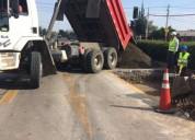 Retiro escombros providencia fletes +56985268502