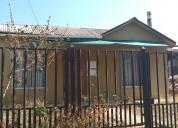 Vendo casa en pelarco talca $17.000.000