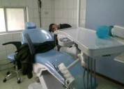 Técnico equipamiento dental