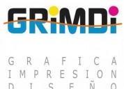 Imprenta en santiago / grimdi servicios graficos