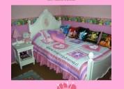 Cama para niña, muebles dormitorio de niñas