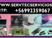 Reparación computadores notebook servicio técnico