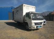 Camion yuejin aÑo 2012 4,500 kilos