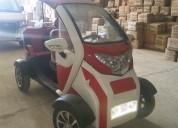 Auto electrico 4 ruedas nuevo