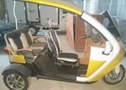 Auto electrico 3 ruedas 100 km autonomia