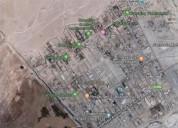 Venta terreno 900 metros en villa frontera, arica