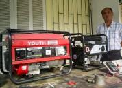 Reparación de generadores en la florida