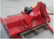 Trituradora de sarmientos para tractor