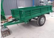 Carro coloso volteador de 2 toneladas