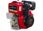 Motor estacionario diesel 9hp 3000rpm p.elec