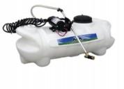 Pulverizador fumigadora para atv cuatrimoto 12v 50