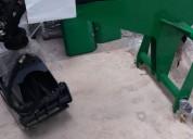 Garra forestal para tractor agricola 650kg