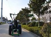 Podadora de frutales 3.5m para tractor agricola