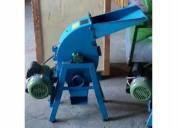Molino de martillo para granos 220v 3hp
